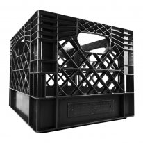 Square Milk Crate 16QT
