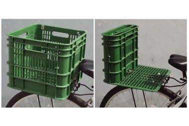 10 Great Uses of Milk Crates You've Probably Never Thought Of!