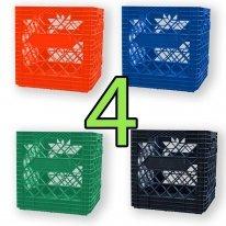 Set of 4 S-Crates